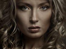 Schönes Portrait Lizenzfreies Stockfoto