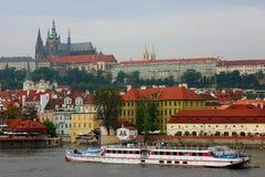 Schönes Prag Stockfotos