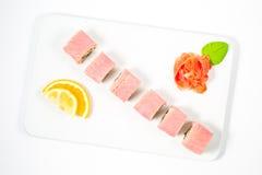 Schönes Restaurantlebensmittel Lizenzfreies Stockfoto