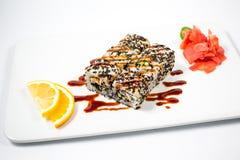 Schönes Restaurantlebensmittel Lizenzfreie Stockbilder