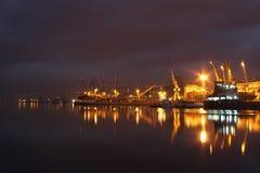 Schönes Rijeka Stockbild