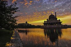 Schönes Sabah lizenzfreie stockfotos