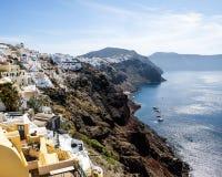 Schönes Santorini Lizenzfreies Stockbild