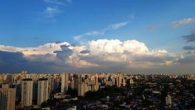 Schönes Sao Paulo Brazil Lizenzfreies Stockbild
