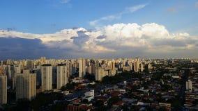 Schönes Sao Paulo Brazil Lizenzfreies Stockfoto