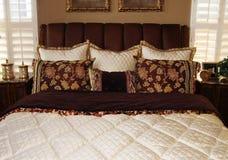 Schönes Schlafzimmer Stockbilder