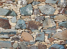 Schönes Steinmosaik Lizenzfreies Stockbild