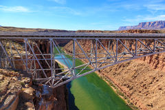 Schönes szenisches Schluchtschluchterholungsgebiet bei Arizona, US Lizenzfreie Stockbilder