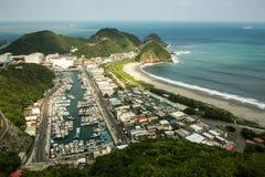 Schönes Taiwan Stockbild