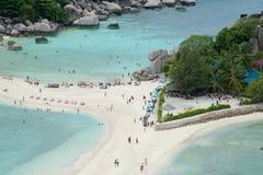 Schönes tropisches Paradies in Thailand Lizenzfreie Stockfotos