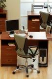 Schönes und modernes Büro Stockfoto