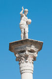 Schönes Vicenza Stockfoto