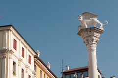 Schönes Vicenza Stockfotos