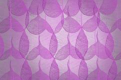 Schönes violettes Muster von Adern Stockfotos