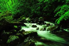 Schönes Wasser stockfotos