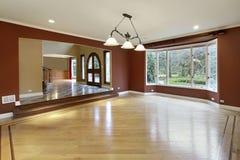 Schönes Wohnzimmer lizenzfreies stockfoto