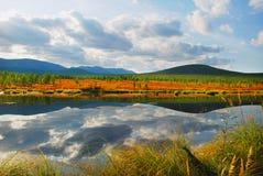 Schönheit Altai Lizenzfreie Stockbilder