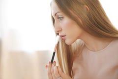 Schönheit Blogger Stockbilder