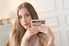 Schönheit Blogger Lizenzfreies Stockfoto