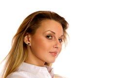 Schönheit blond Lizenzfreie Stockbilder