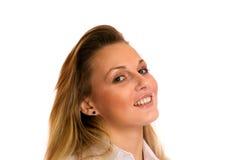 Schönheit blond Stockfoto