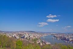 Schönheit Budapest Lizenzfreies Stockfoto