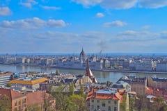 Schönheit Budapest Stockfotos