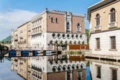 Schönheit der modernen Architektur Lizenzfreie Stockfotografie