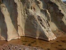 Schönheit der Salz-Strecke Stockbilder