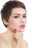 Schönheit im Rosa Lizenzfreie Stockfotografie