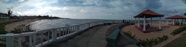 Schönheit und der Strand stockfotos