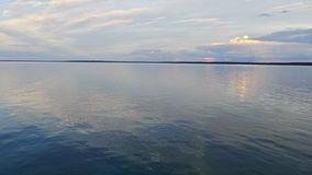 Schönheit von überlegenem See während des Sommers Stockfotos