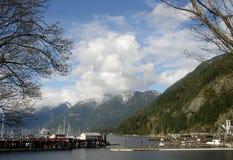 Schönheit von B.C. lizenzfreie stockbilder