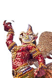 Garuda Statue in Thailand Lizenzfreie Stockfotografie