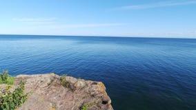 Schönheit von Madeline Island während der Sommerzeit Lizenzfreies Stockfoto
