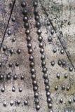 Schönheit von Metallplatten Stockbilder