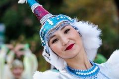 Schönheiten von Russland Stockbilder