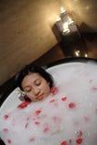 Schönheits-Behandlung Lizenzfreies Stockfoto