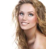 Schönheits-Frau Lizenzfreie Stockfotos