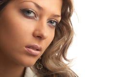 Schönheits-Portrait Lizenzfreies Stockfoto