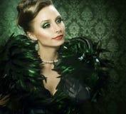 Schönheits-Portrait Lizenzfreies Stockbild