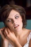 Schönheits-Portrait stockbild