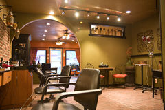 Schönheits-Salon Stockbild