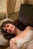 Schönheits-Schlaf Stockbild