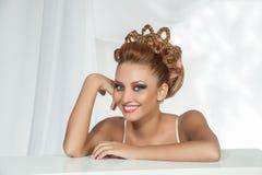 Schönheitsfrau Stockbilder