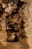 Schönheitshöhle in Mechowo - Polen. Stockfotos