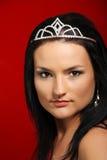 Schönheitskönigin Lizenzfreies Stockfoto