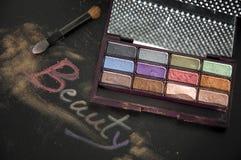 Schönheitskosmetik Lizenzfreie Stockfotos