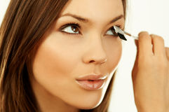 Schönheitsprogramme lizenzfreie stockfotos