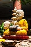Schönheitsstatuedekoration des Tempels Lizenzfreie Stockfotos